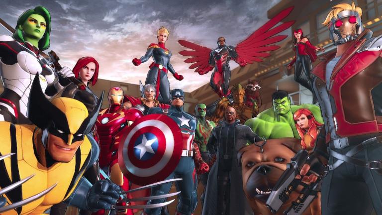 Marvel Ultimate Alliance 3 dévoile la liste complète des super-héros