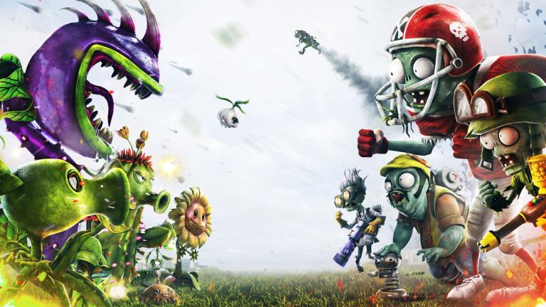 Plants vs. Zombies : une alpha fermée en approche pour un nouveau shooter