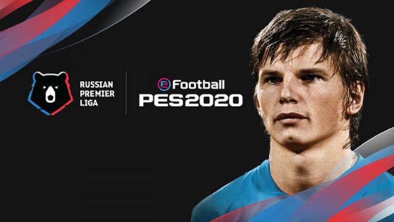 eFootball  PES 2020 : Andreï Arshavin sera l'une des légendes du titre