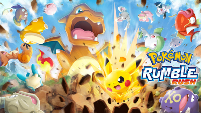 Pokémon Rumble Rush est disponible sur iOS