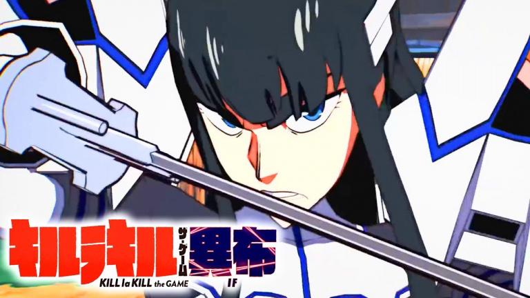 Kill la Kill - IF : les trophées et succès du jeu de combat dérivé de l'anime