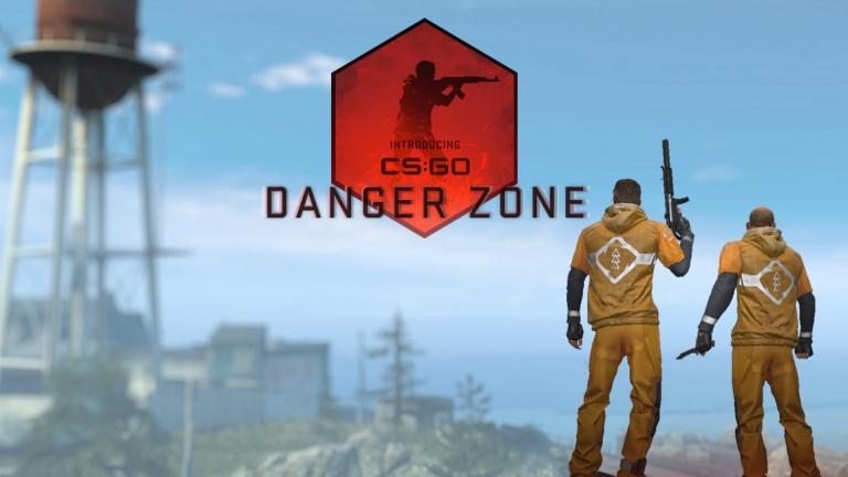Counter-Strike Global Offensive : des rangs ajoutés au mode battle royale Danger Zone