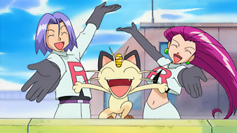 La Team GO Rocket envahit Pokémon GO !