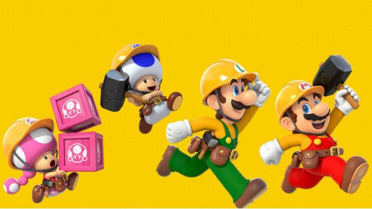 Super Mario Maker 2 : les joueurs peuvent désormais mettre en ligne 64 niveaux