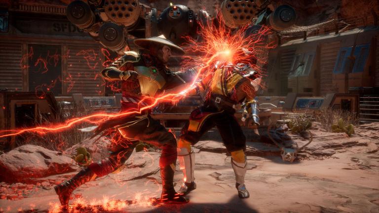 Mortal Kombat 11 : la date de sortie de Nightwolf a fuité