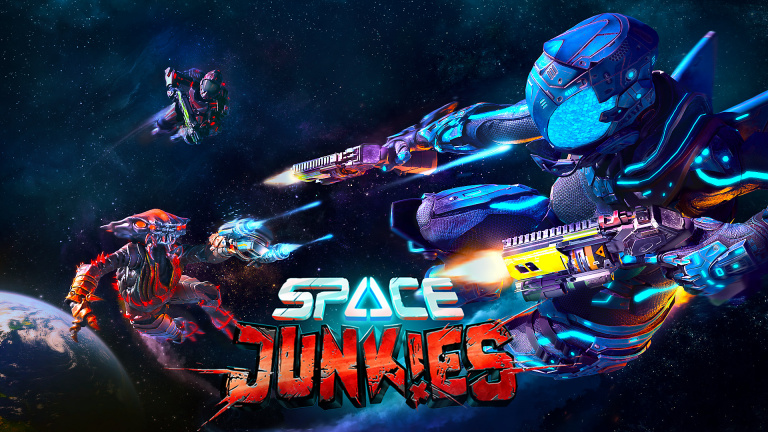 Space Junkies : une bêta en approche pour la version sans VR du shooter d'Ubisoft