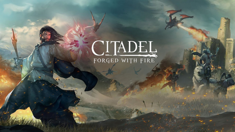 Citadel : Forged With Fire sortira d'accès anticipé en octobre