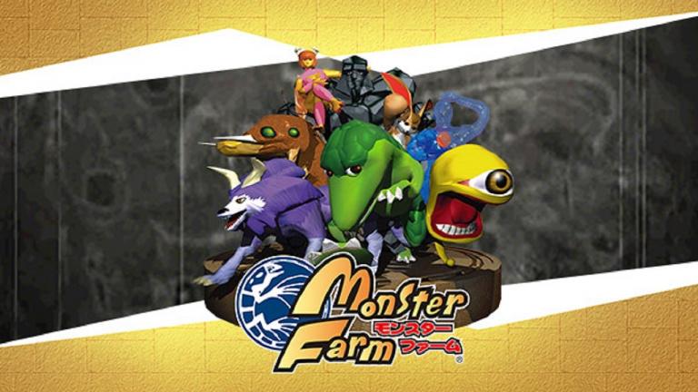 Le retour de Monster Rancher annoncé par Koei Tecmo