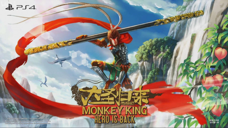 Monkey King : Hero is Back chez THQ Nordic ?