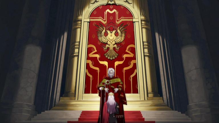 Chapitre 11 : Le trône du savoir