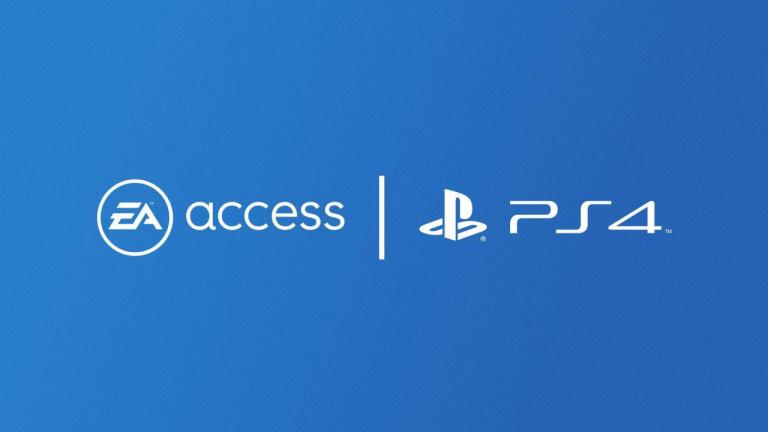 EA Access est lancé sur Playstation 4