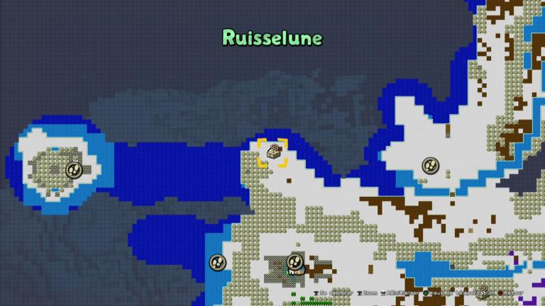 Les enigmes de Ruisselune
