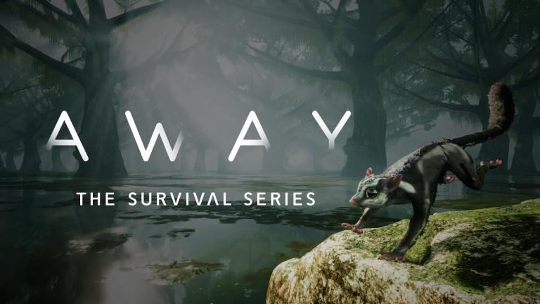 AWAY : The Survival Series dépasse très largement son objectif sur Kickstarter