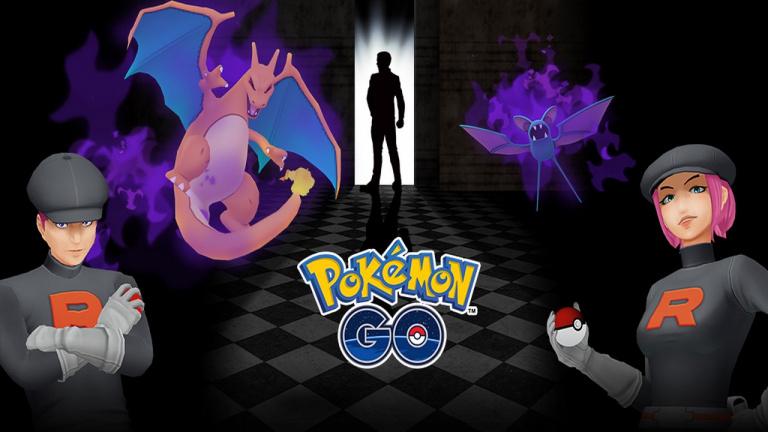 La Team GO Rocket envahit Pokémon GO !