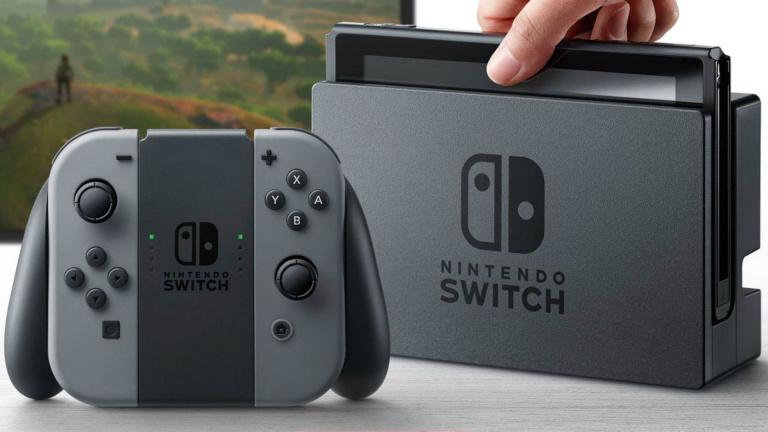 Nintendo a distribué 36,87 millions de Switch dans le monde
