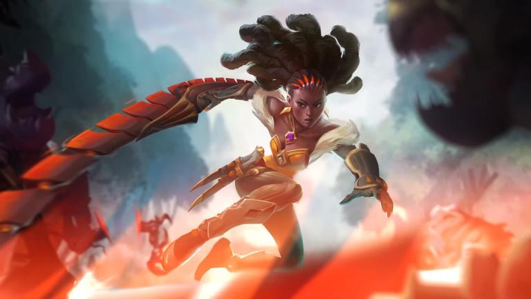 [MàJ] Heroes of the Storm accueille un deuxième personnage original, Qhira
