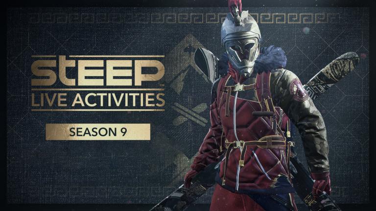 Steep : La saison 9 met Assassin's Creed Odyssey en avant