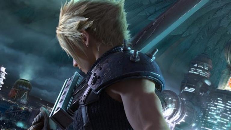 Final Fantasy VII Remake dévoile un tout nouveau Concept Art