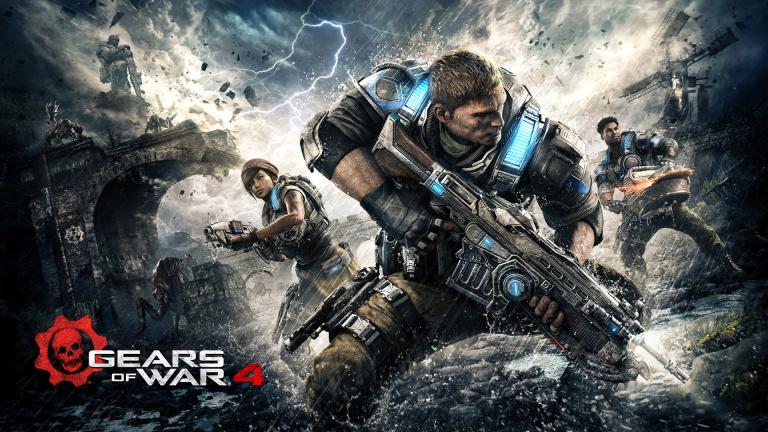 Gears of War 4 gratuit avec les Games with Gold : notre soluce complète