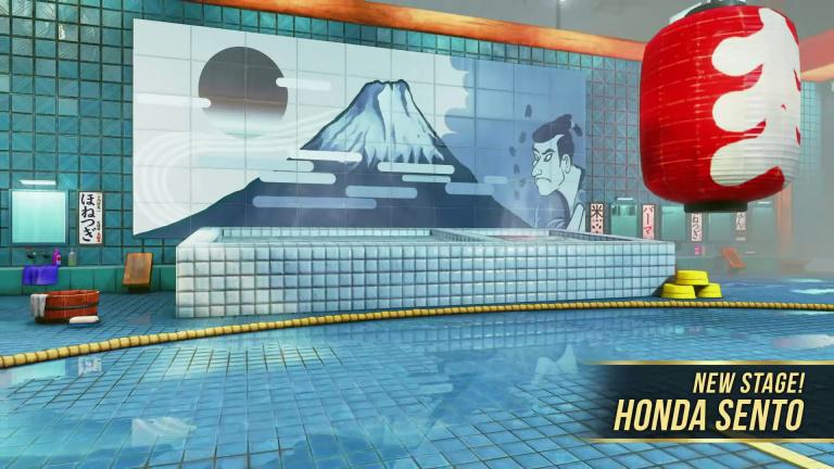 Street Fighter V : E. Honda, Poison et Lucia arrivent sur le ring
