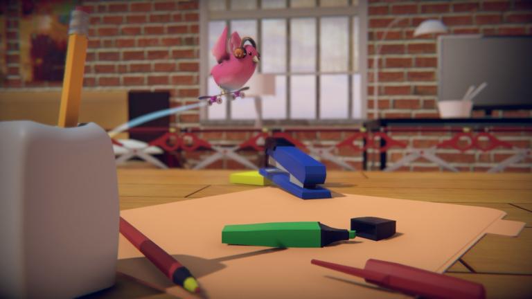 SkateBIRD : concentré sur les exclusivités, Epic Games refuse de publier le jeu sur son store