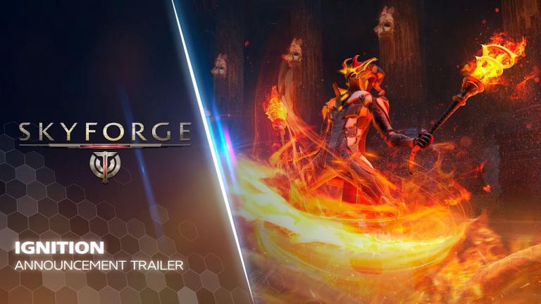 Skyforge : L'extension Ignition annoncée