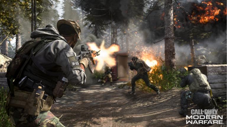 Call of Duty : Modern Warfare - La date de la bêta est annoncée