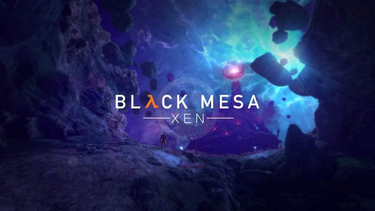 Black Mesa : Les premiers chapitres de Xen sont arrivés en bêta avec quelques bugs connus