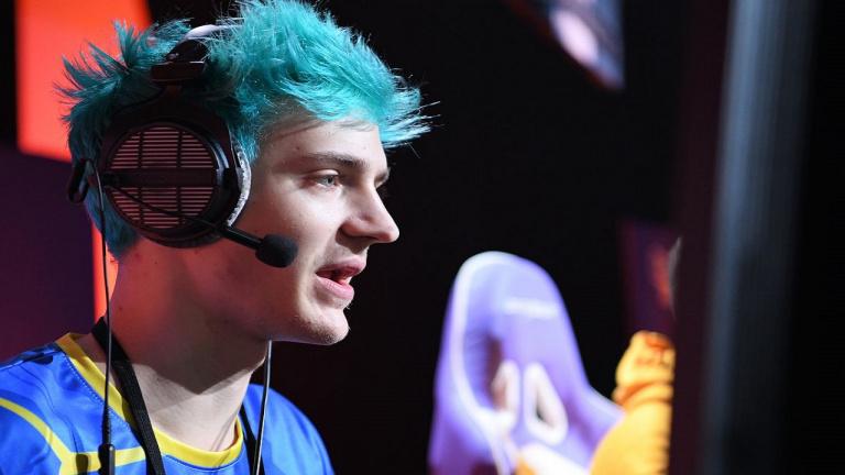 Fortnite : Le steamer Ninja signe un contrat d'exclusivité avec Microsoft