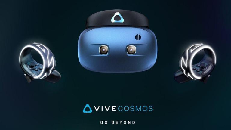 Réalité virtuelle : Le Vive Cosmos se présente à travers 3 vidéos