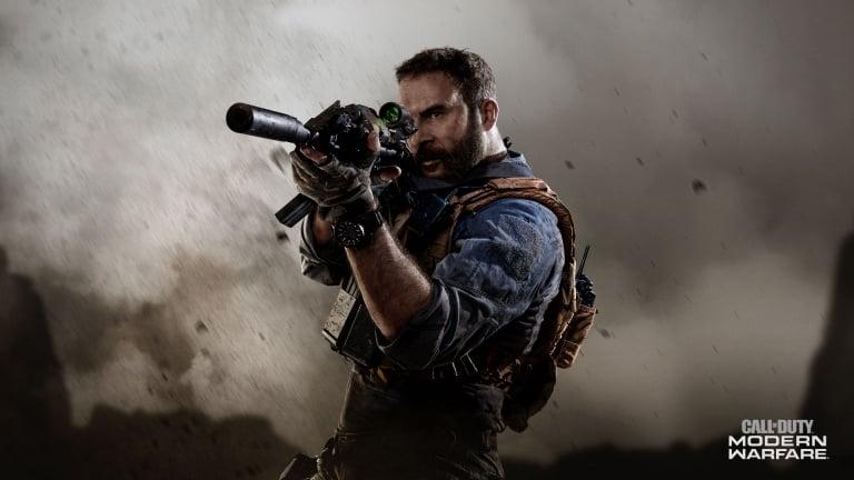 Un trailer pour le multijoueur du jeu Call of Duty: Modern Warfare