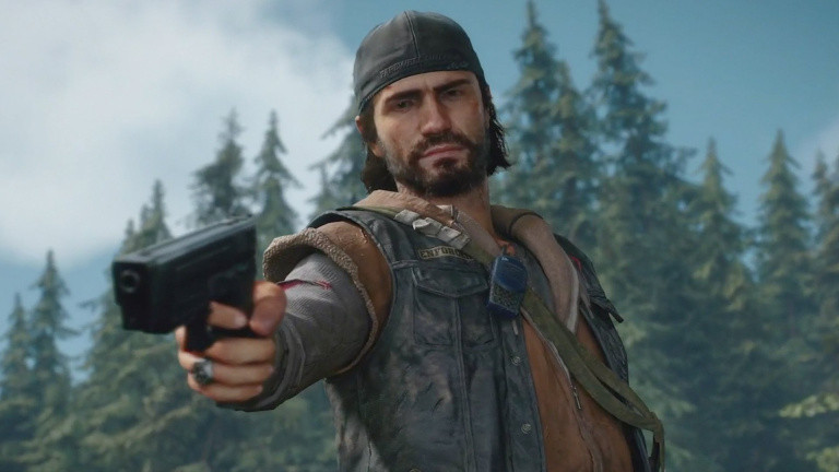 Days Gone : Deacon change sa moto contre une voiture de golf