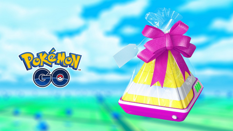 Pokémon GO : un évènement dédié aux cadeaux jusqu'au 19 août