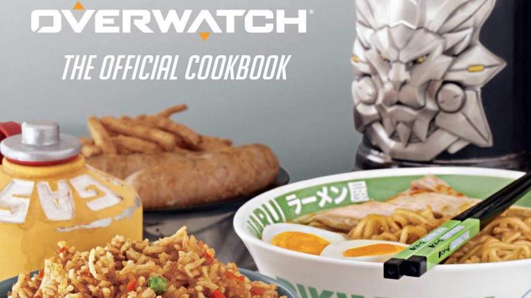 Overwatch va sortir... un livre de cuisine