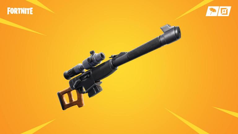 Tilted Town, nouveau sniper... La MAJ 10.00 de Fortnite en détails
