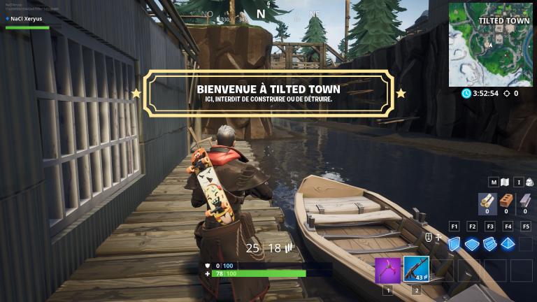 Fortnite, Neo Tilted devient Tilted Town : tous les changements, le guide