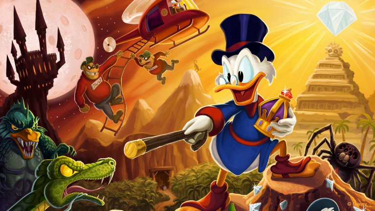 DuckTales Remastered va être retiré des boutiques dématérialisées dès le 9 août