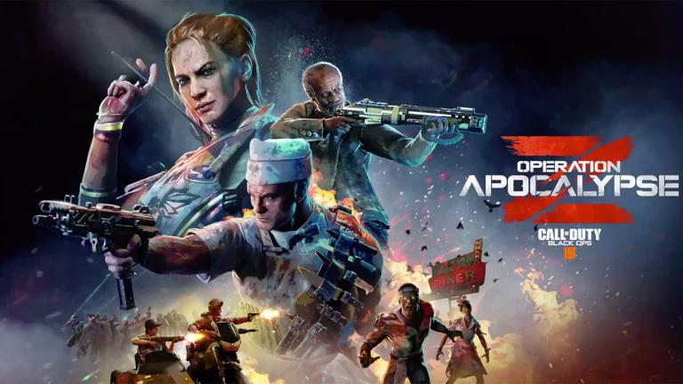 """Call of Duty : Black Ops IIII propose un mode """"chat et la souris"""" version zombie"""
