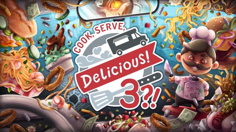 Cook, Serve, Delicious ! 3 annonce la date de sortie de son accès anticipé