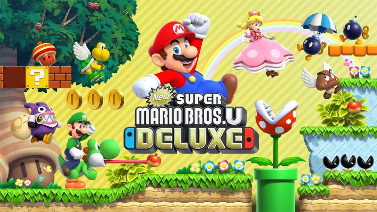 FIFA 19 et New Super Mario Bros. U Deluxe ont dominé le marché physique européen sur la première moitié de 2019
