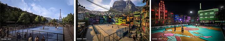FIFA 20 : les joueurs sont dans les rues avec le mode Volta Football