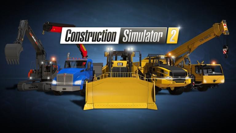 Construction Simulator 2 va rejoindre la Nintendo Switch