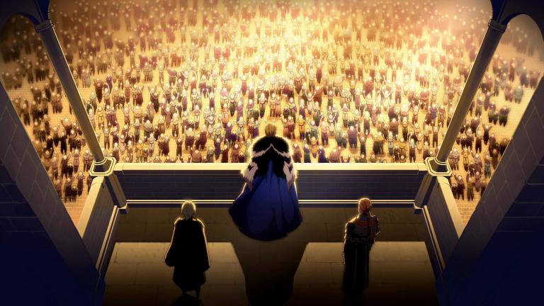 Chapitre 18 : Le triomphe du Roi