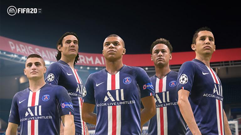 FIFA 20 : EA et le PSG renouvellent leur partenariat