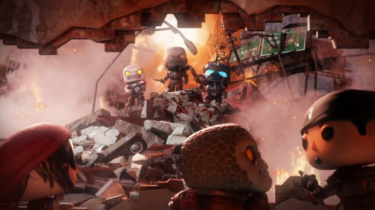 Gears POP! : les pré-inscriptions du jeu mobile sont ouvertes