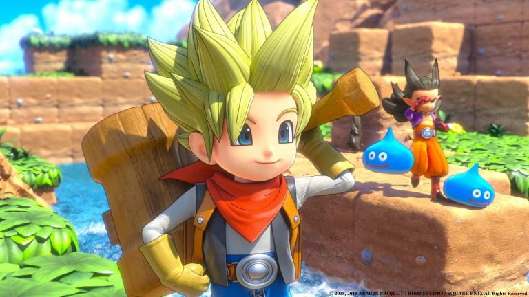 Dragon Quest Builders 2 : un épilogue pour la dernière mise à jour