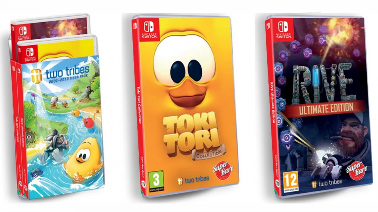 Une collection Two Tribes (Toki Tori) annoncée sur Switch