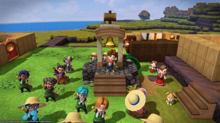 Dragon Quest Builders 2 : 1,1 million d'exemplaires distribués dans le monde