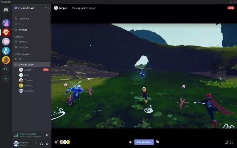 Discord Go Live : une nouvelle fonctionnalité en approche pour streamer en petit comité