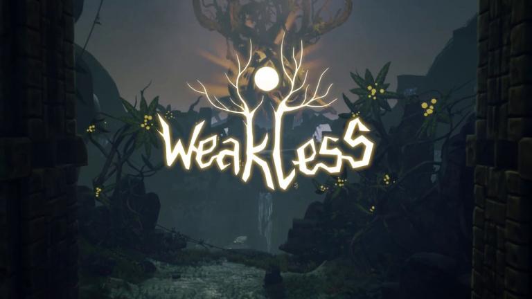 Weakless : Le jeu d'aventure / puzzle sortira également sur Xbox One